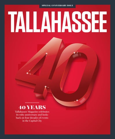 Tallahassee Magazine July/August 2019 by Rowland Publishing, Inc