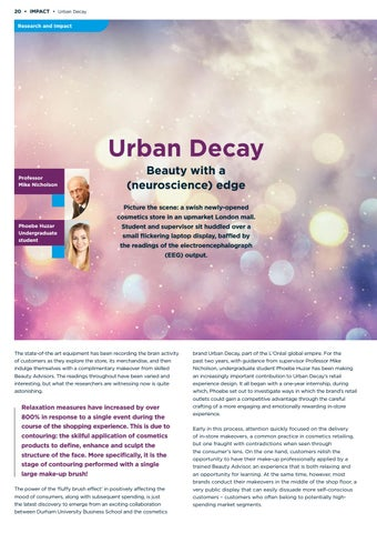 Page 20 of Urban Decay: Beauty with a (neuroscience) edge