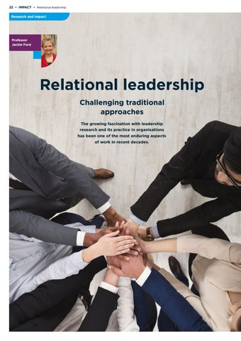 Page 22 of Relational leadership