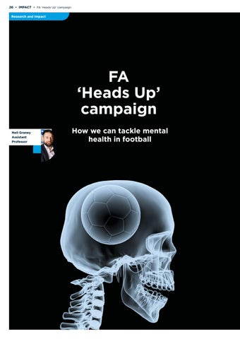 Page 26 of FA 'Heads Up' campaign