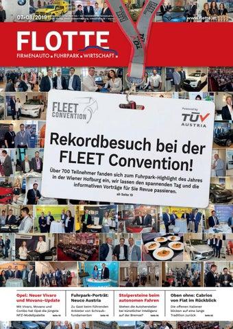 FLOTTE 07 082019 by A&W Verlag GmbH issuu