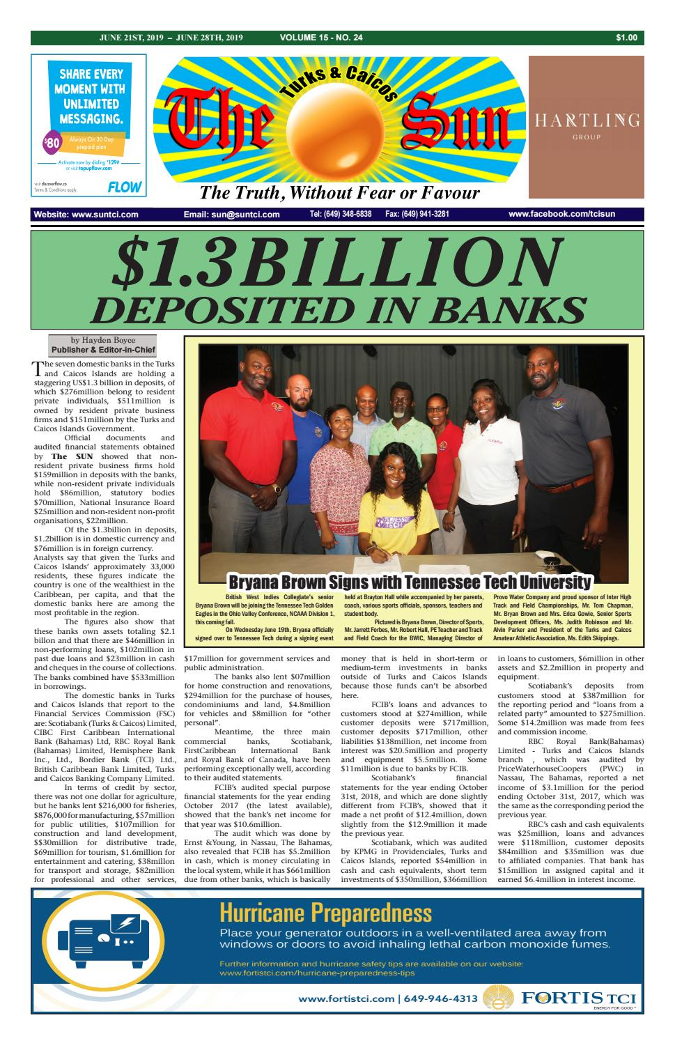 VOLUME 15 ISSUE 24 by The SUN Newspaper - issuu