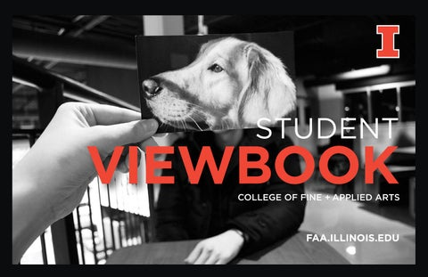College Of Fine Applied Arts At Illinois Viewbook By The College Of Fine And Applied Arts At Illinois Issuu