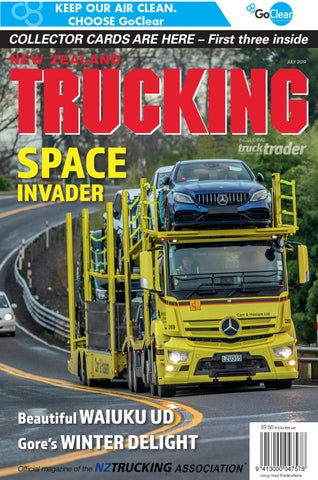 New Zealand Trucking July 2019 by NZTrucking - issuu