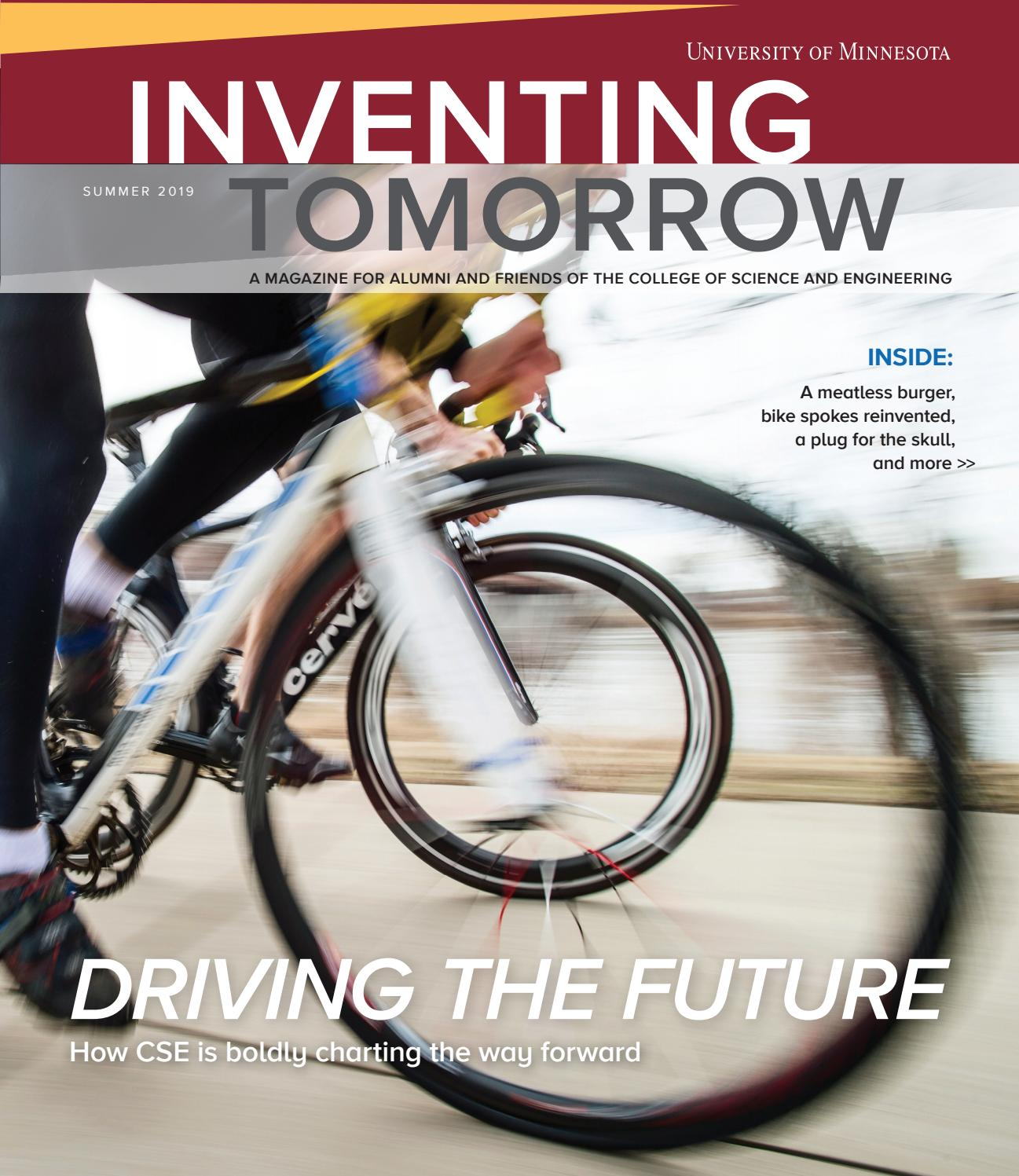 Inventing Tomorrow Summer 2019 by College of Science and