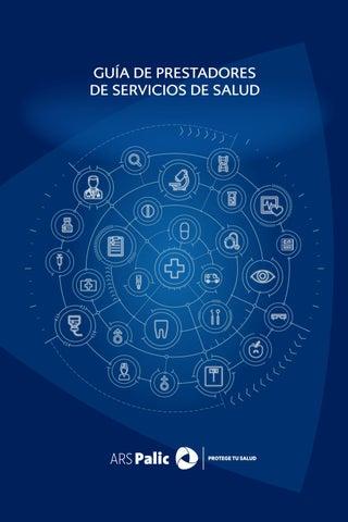 Guía Prestadores Ars Palic 2019 By Mirla Estevez Issuu