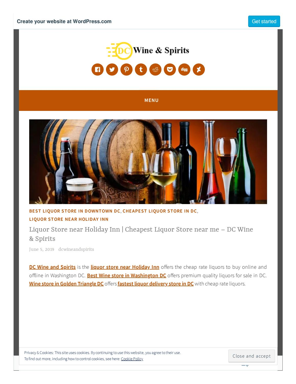 Cheapest Alcohol Store Near Me Dc With Free Home Delivery By Dc Wine And Spirits Issuu