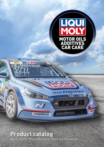 LIQUI MOLY Product catalog (EN) by LIQUI MOLY GmbH - issuu