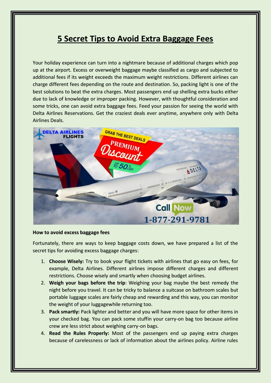 5 Secret Tips To Avoid Extra Baggage Fees By Deltaairlinesflights1 Issuu,Ikea Kitchen Drawer Organizers