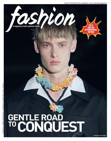 FASHION N 8 2019 by Fashionmagazine issuu