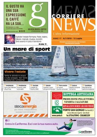 Risorgimarche 2020 Calendario.Corriere News Luglio 2019 By Corriere News Issuu