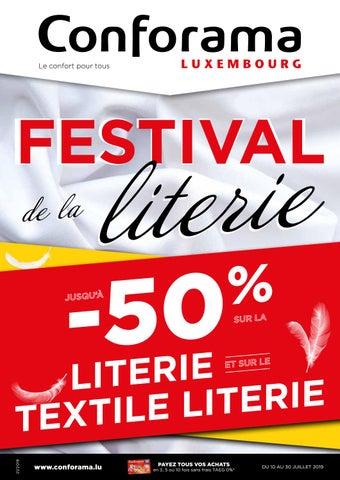 Doc21 Festival De La Literie By Conforama Luxembourg Issuu