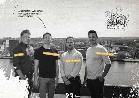 Page 3 of Klog Sommerlæsning: Lyras og Tasklet Factory