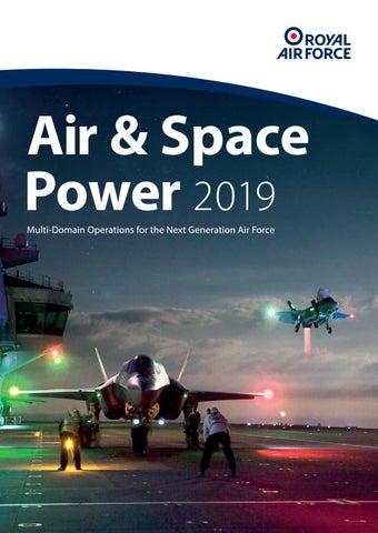 RAF Air & Space Power 2019 by Global Media Partners - issuu