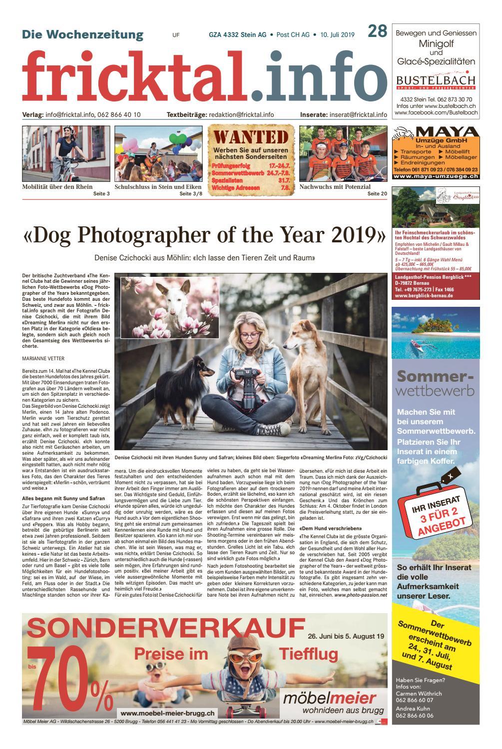 Unterwegs in Effingen - Neue Fricktaler Zeitung
