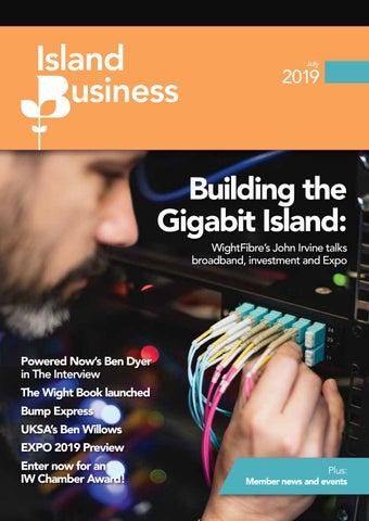 May 2019 Magazine Edition   GigaBit