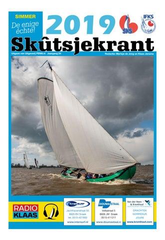 Fryslân Markant 2019 Zomer editie by Uitgeverij PENN.nl issuu