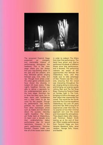 Page 15 of Glastonbury Festival 2019