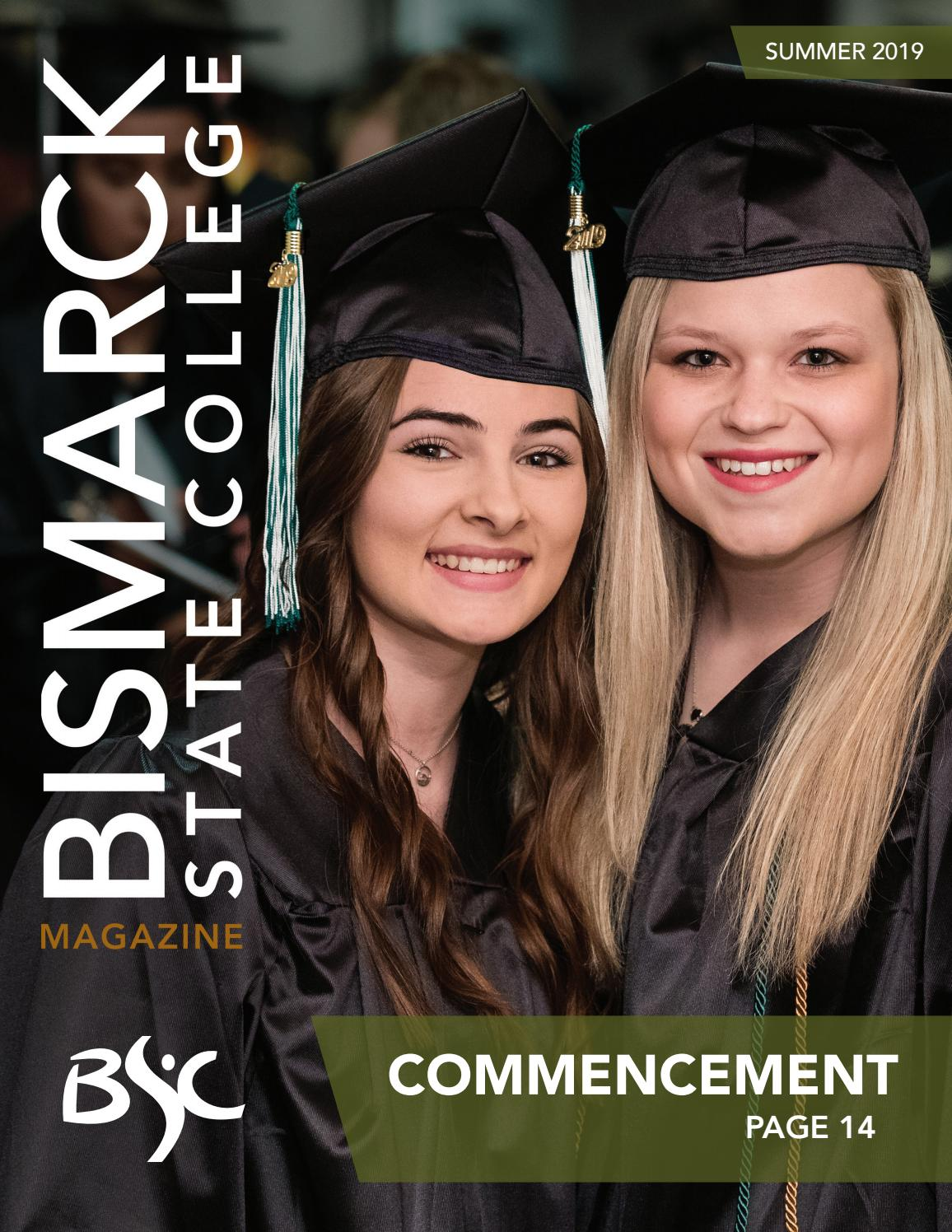 2019 Summer BSC Magazine by Bismarck State College - issuu