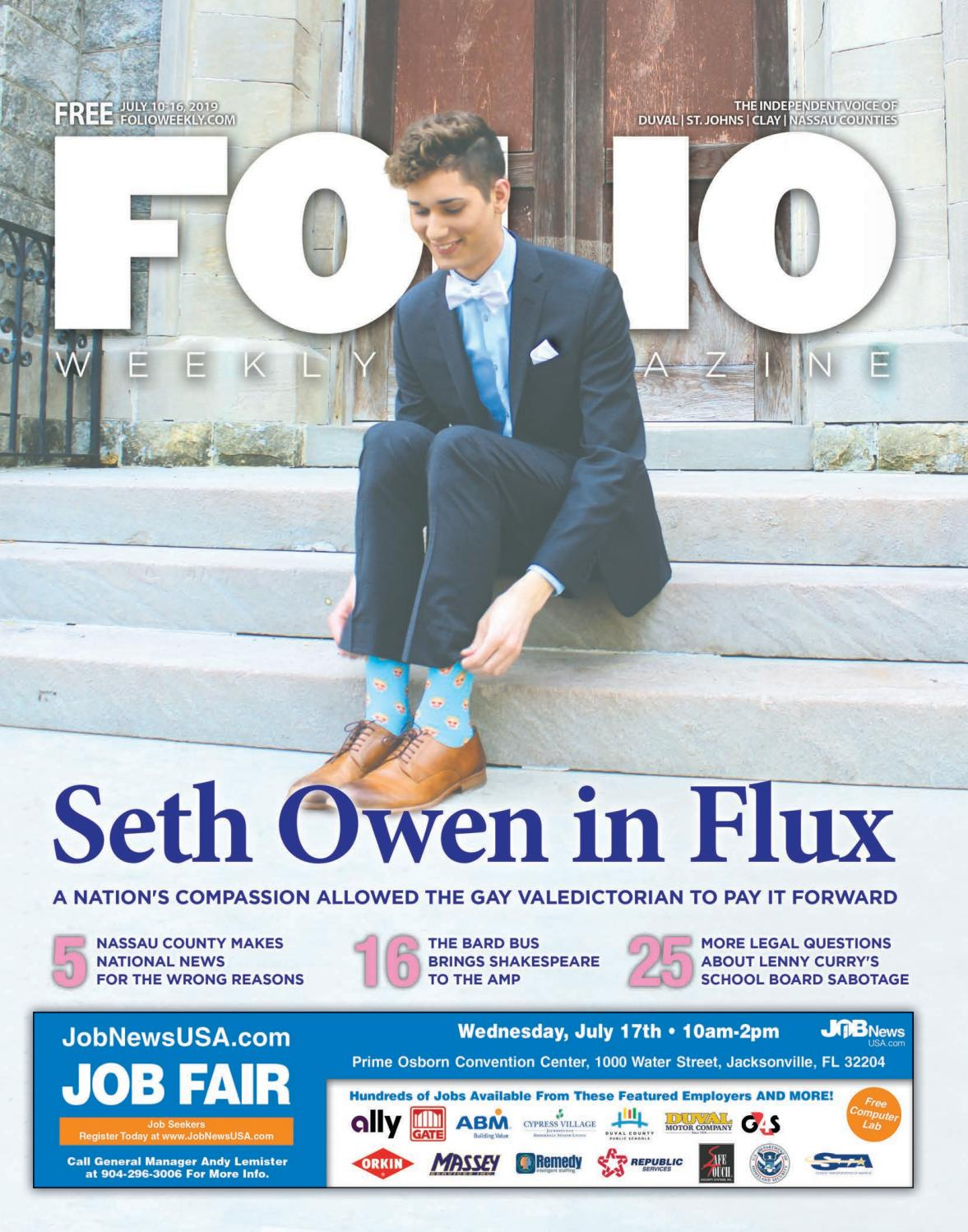 Seth Owen in Flux by Folio Weekly - issuu