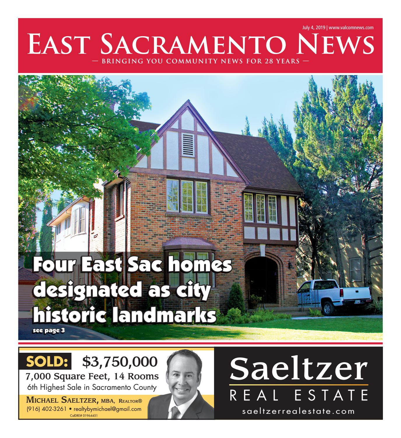 East Sacramento News by Valley Community Newspapers - issuu