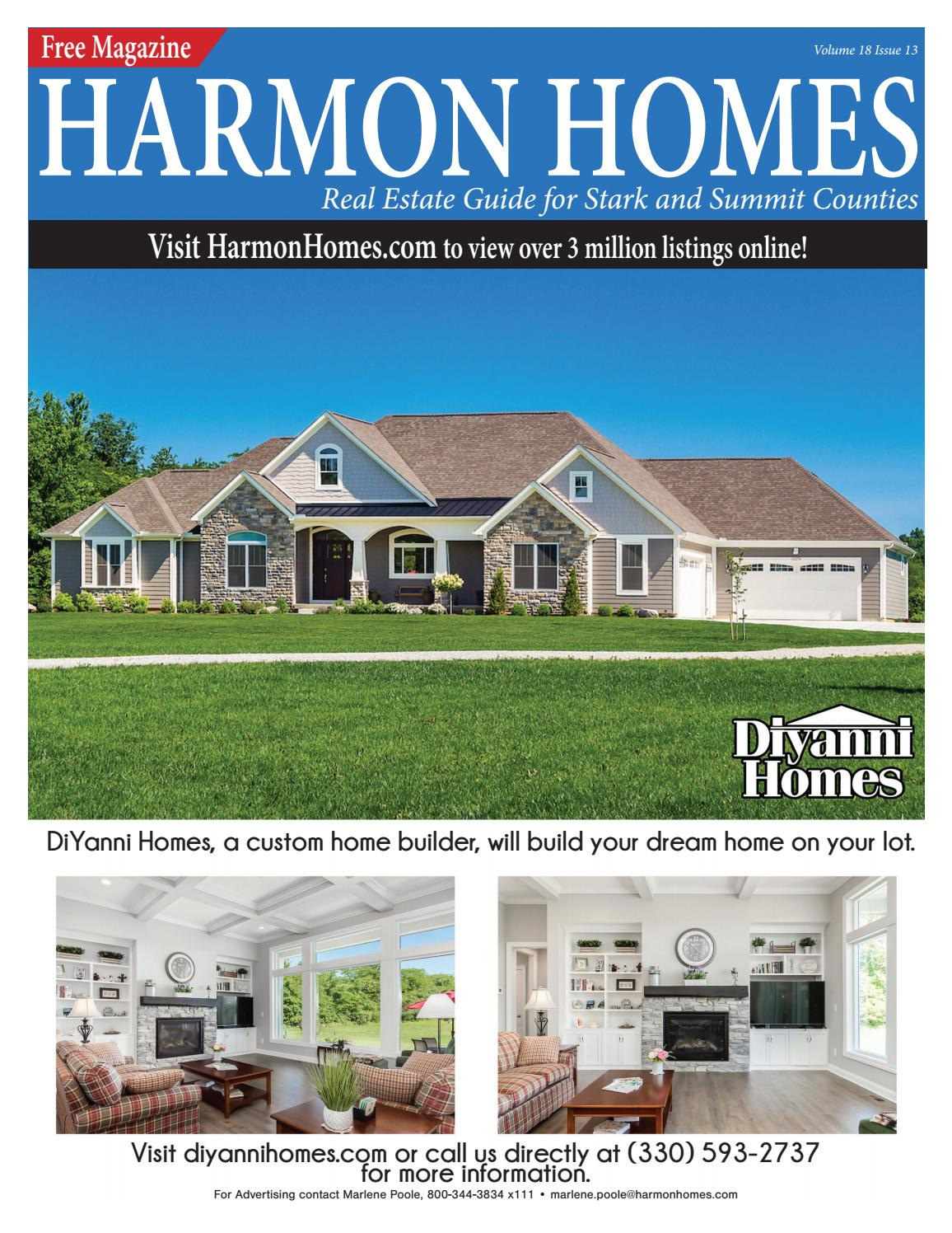 Homes Of Summit And Stark Counties Ohio