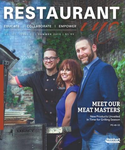 Restaurant Inc Summer 2019 by Reinhart_Publications - issuu