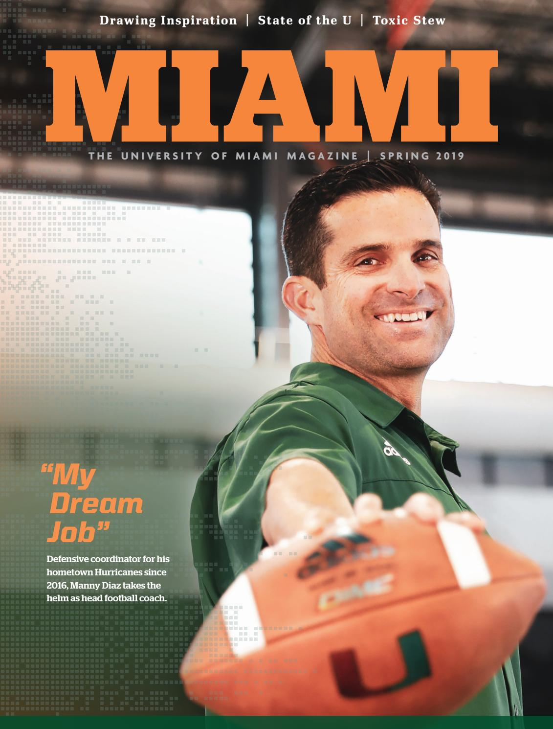 Miami Magazine Spring 2019 By University Of Miami Issuu