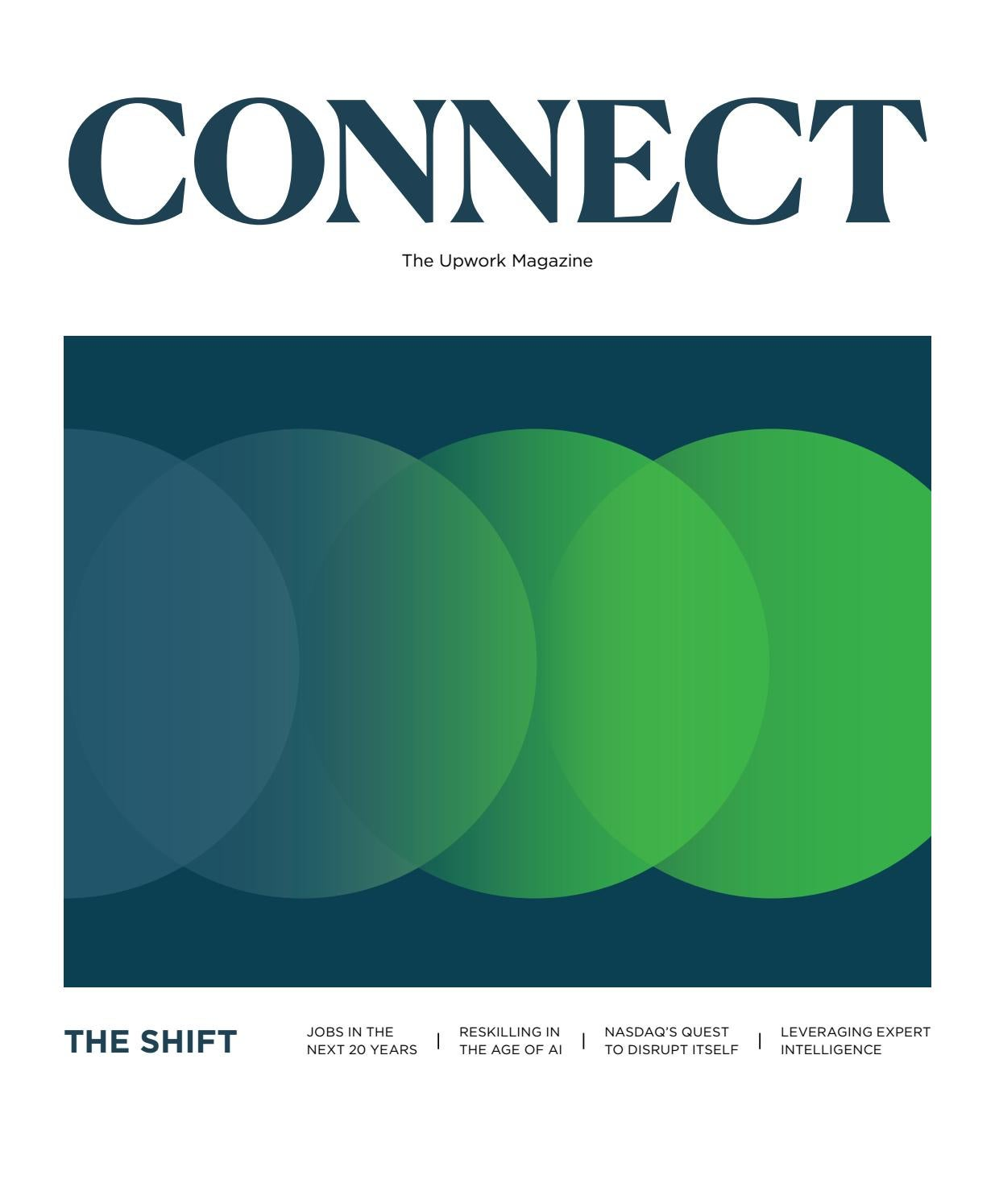 Connect The Shift By Upwork Issuu
