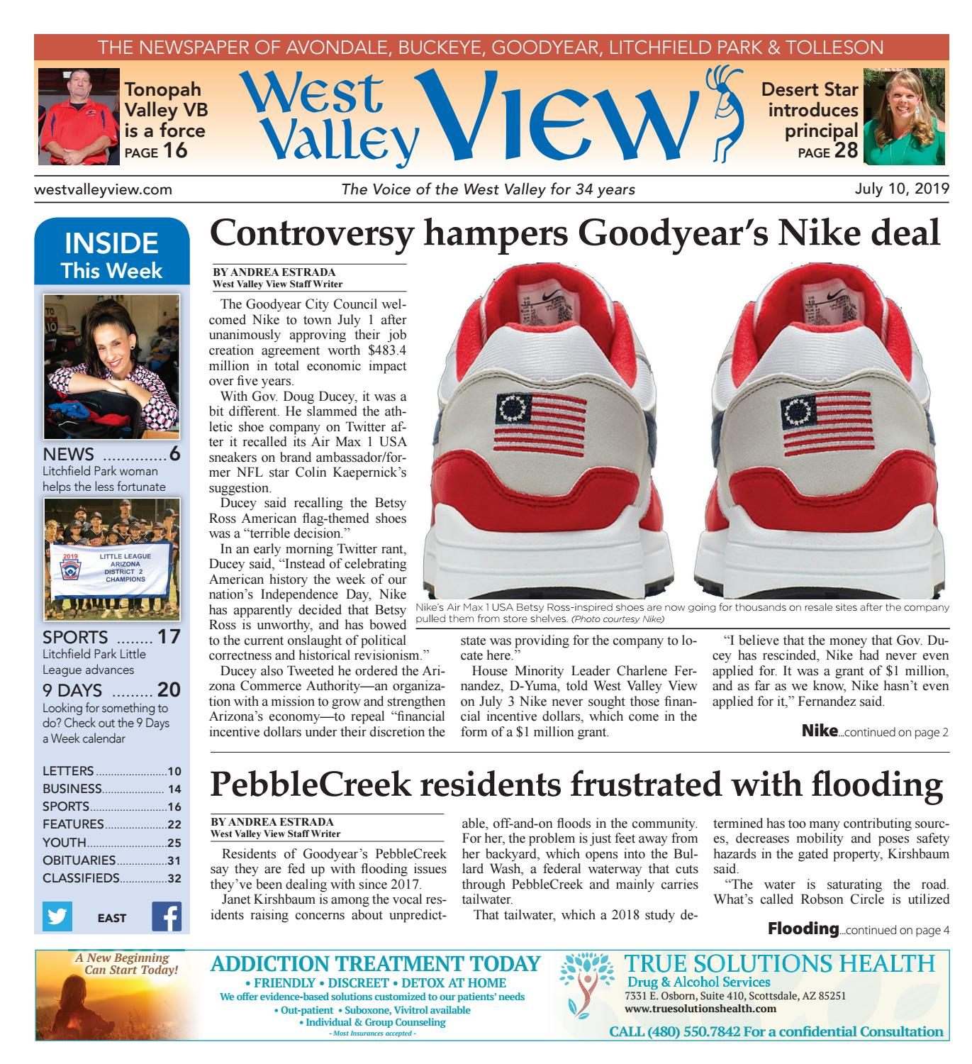 West Valley View: East 07 - 10 - 2019 by Times Media Group