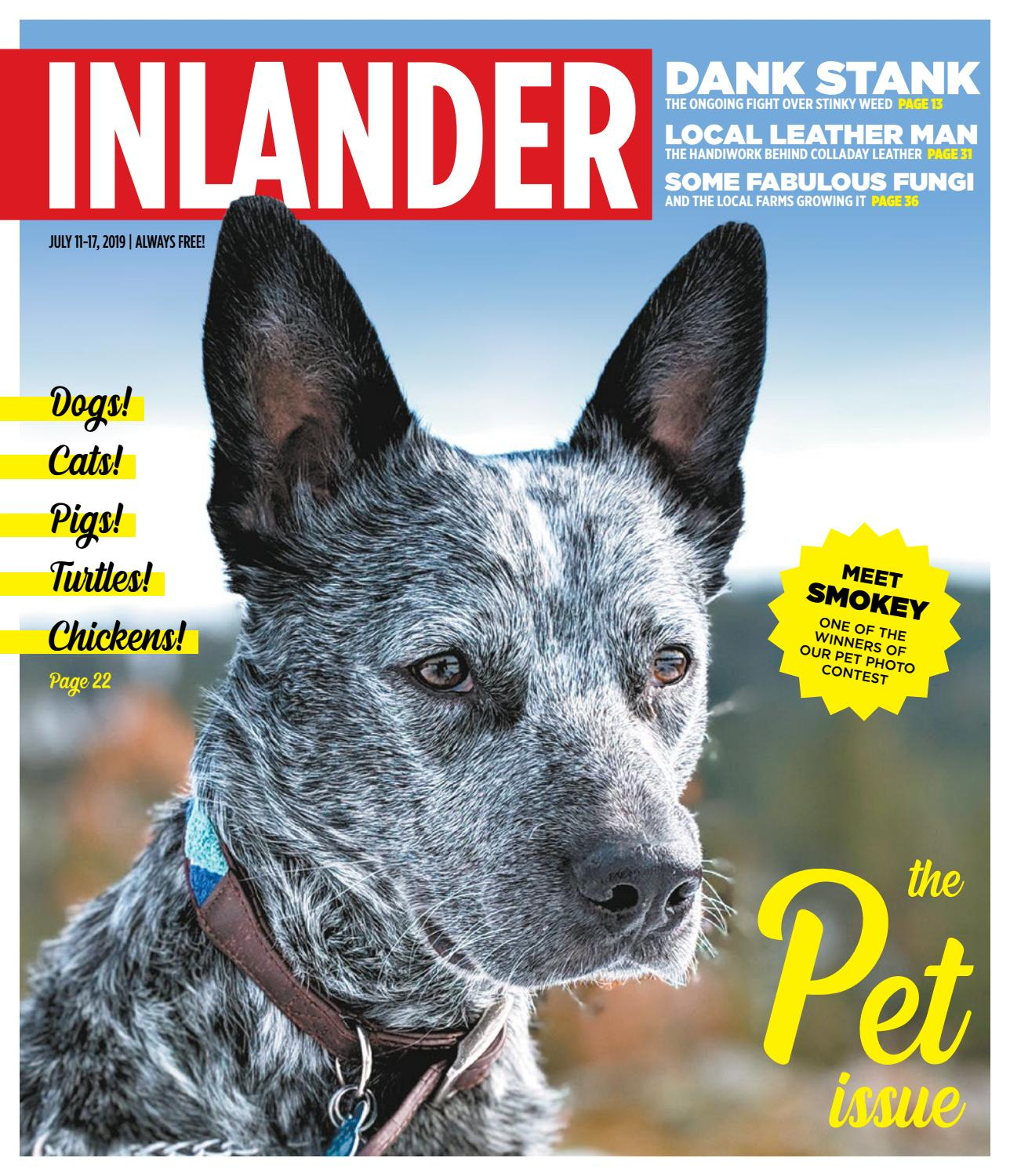 Inlander 07/11/2019 by The Inlander - issuu