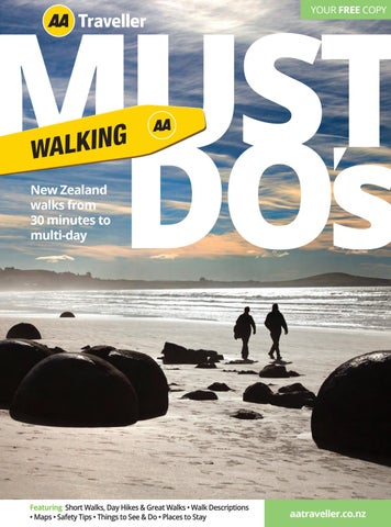 Walking Must-Do's 2019 by AA Traveller - issuu