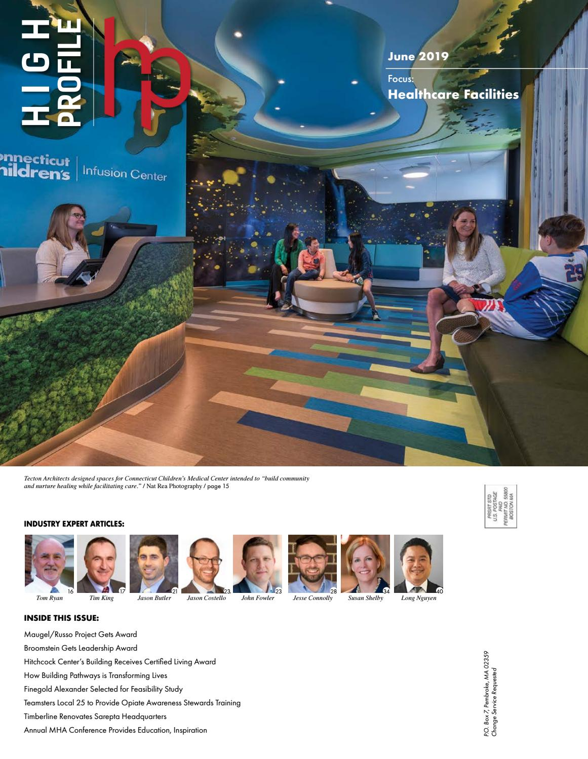 High-Profile: June 2019 by High-Profile - issuu
