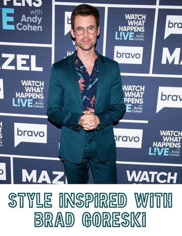 Page 85 of ATHLEISURE MAG JUN 2019 | Style Inspired with Brad Goreski