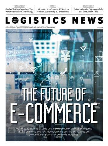 Logistics News ME - July 2019 by BNC Publishing - issuu