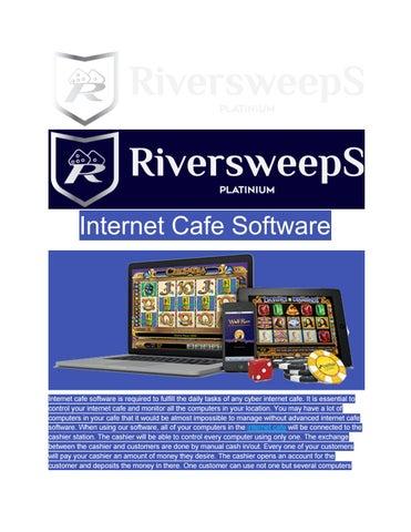 Internet Cafe Software and Riversweeps App by lolwebzool - issuu