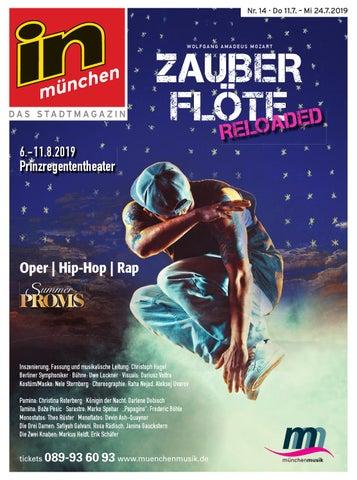 142019 Inmagazin München Stadtmagazin Verlags By In Das RjA3cS54Lq
