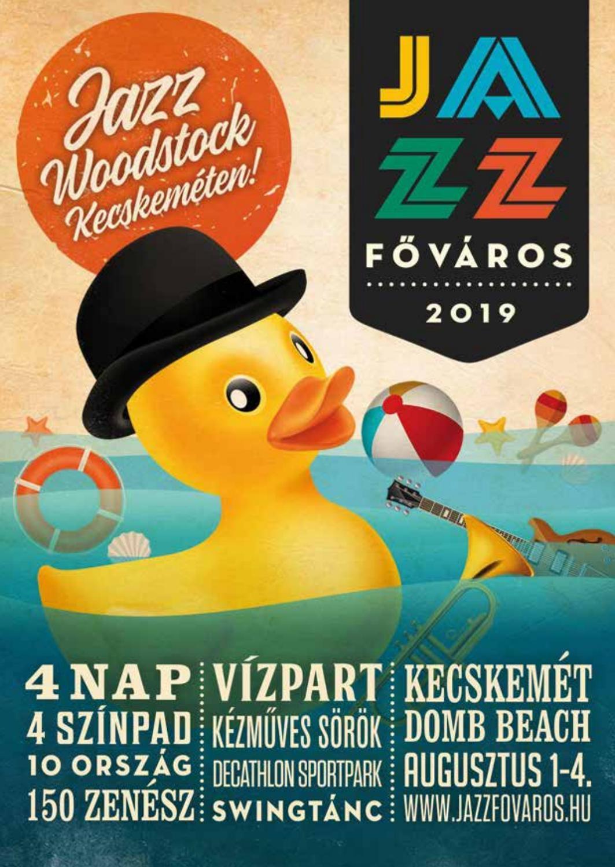 Jazzfovaros 2019 By Papageno Issuu