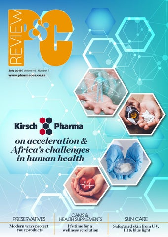 Pharmaceutical & Cosmetic Review July 2019 by New Media B2B