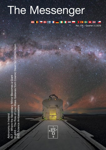 The Messenger 176 by European Southern Observatory - issuu