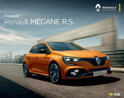 Renault Becquet arrière avec feu stop intégré AS Design pour R21 phase II