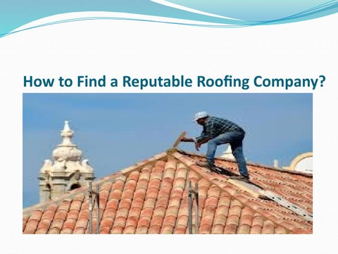 How To Find A Reputable Lopez Island Roofing Company By Stacie Smith Issuu