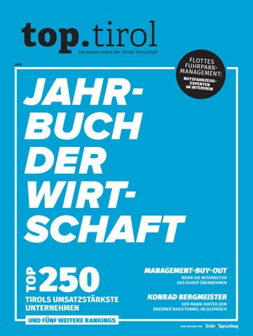 top tirol Jahrbuch 2019 by TARGET GROUP Publishing GmbH - issuu