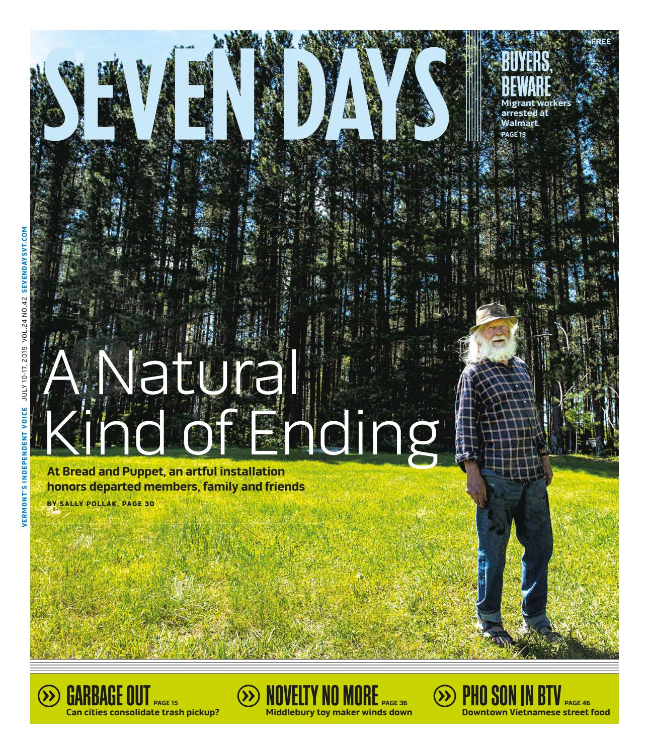Seven Days July 10 2019 By Seven Days Issuu
