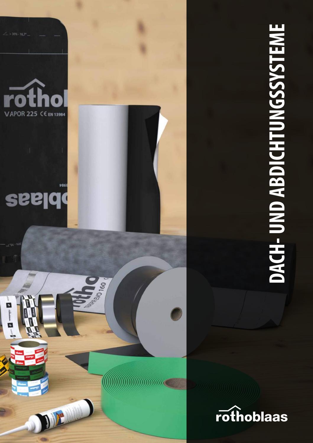 2x PROFI Klebeband für Unterspannbahn 60mm UV-stabil Dach Außen Klebeband