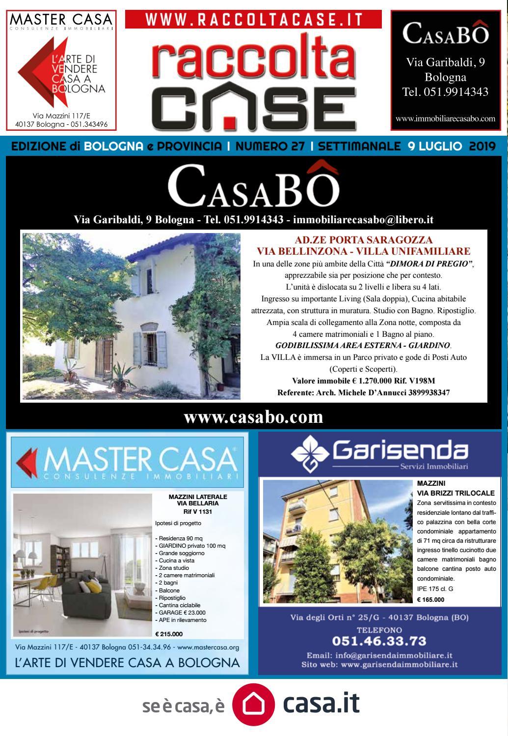 Spazio Vitale Studio Immobiliare raccoltacase bologna 27 - 2019 by publidok s.r.l. - issuu