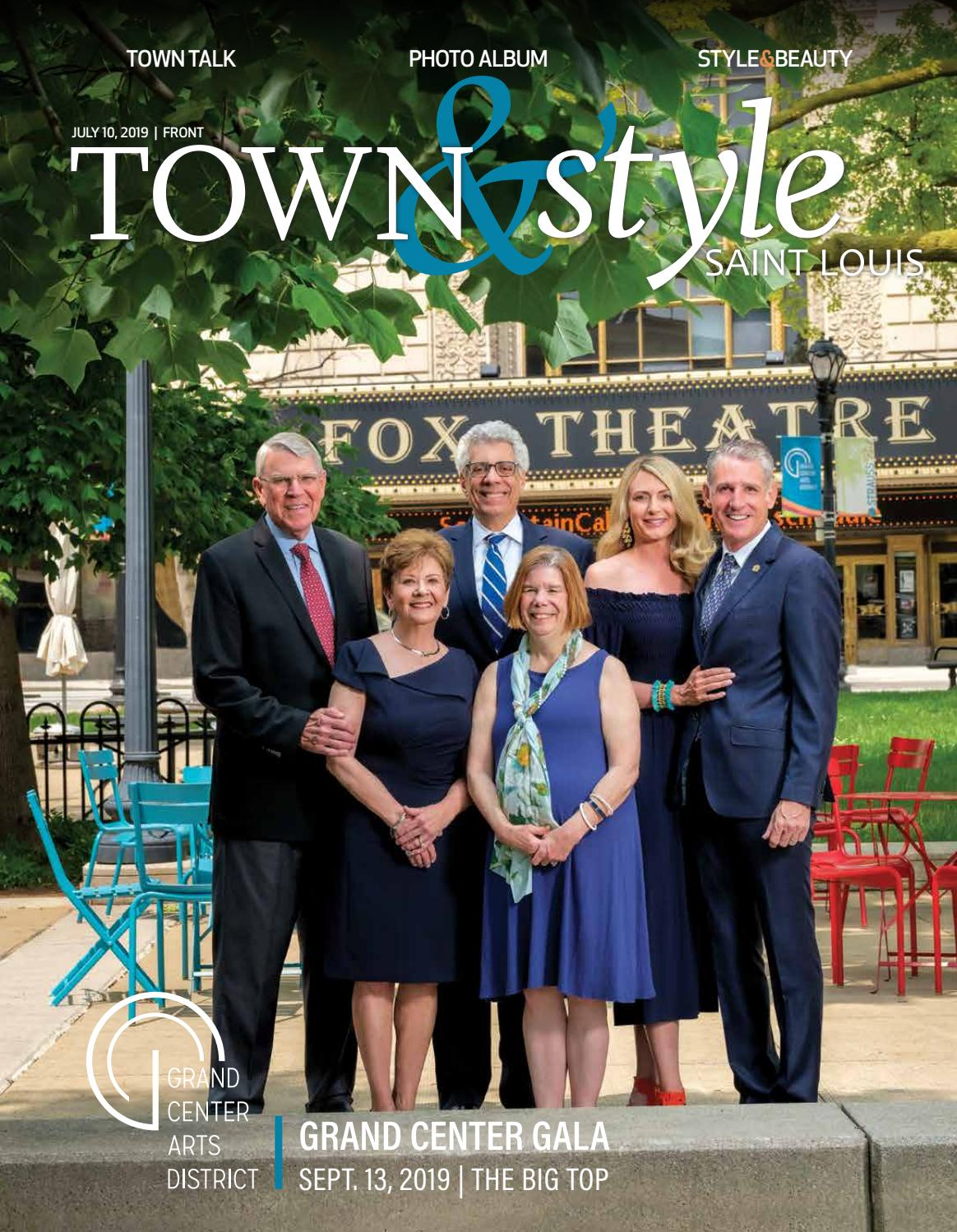 Fantastic Town Style 7 10 19 By St Louis Town Style Issuu Short Links Chair Design For Home Short Linksinfo