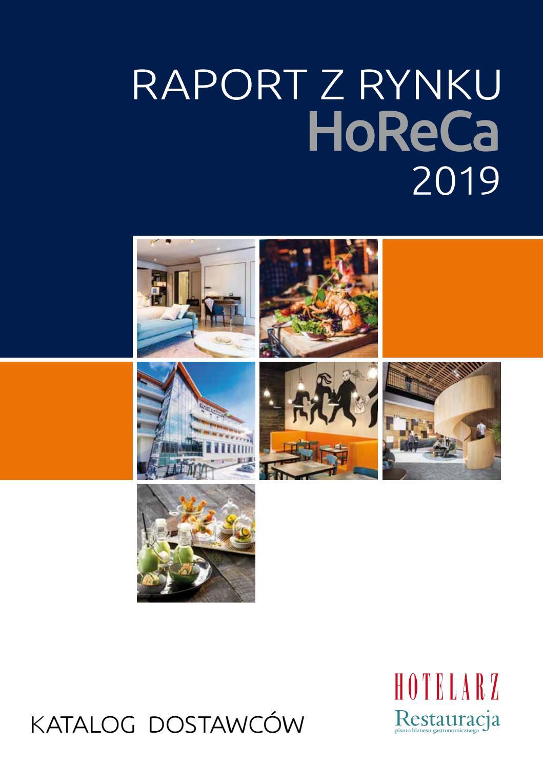Raport Z Rynku Horeca 2019 Katalog Dostawców By Polskie