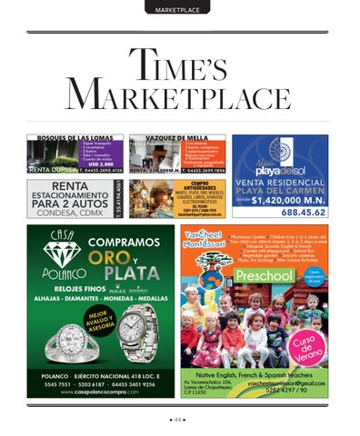Page 46 of TIME'S MARKETPLACE