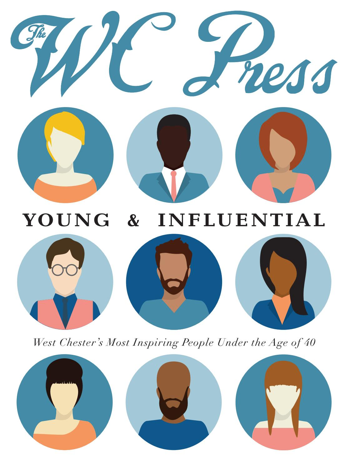 The WC Press Young & Influential Issue - July 2019 by The WC